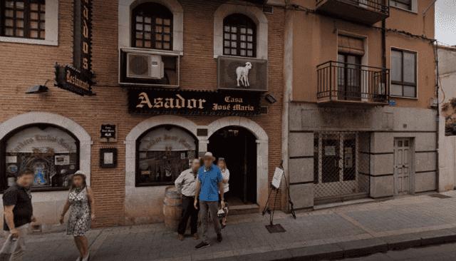 Asador Casa Jose Maria