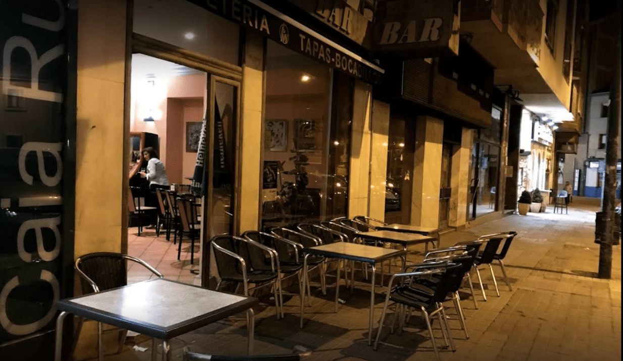 Bar BMV