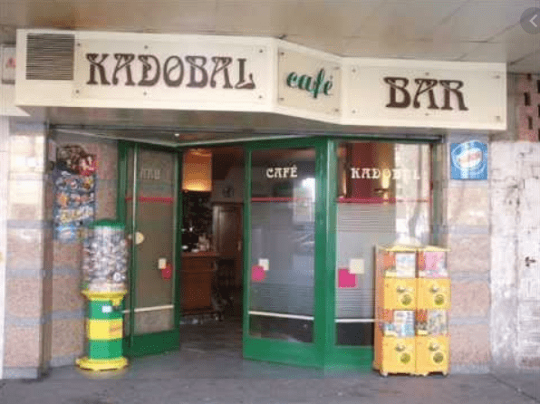 Bar Kadobal