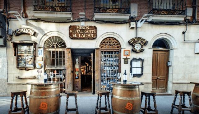 Restaurante El Lagar de Isilla