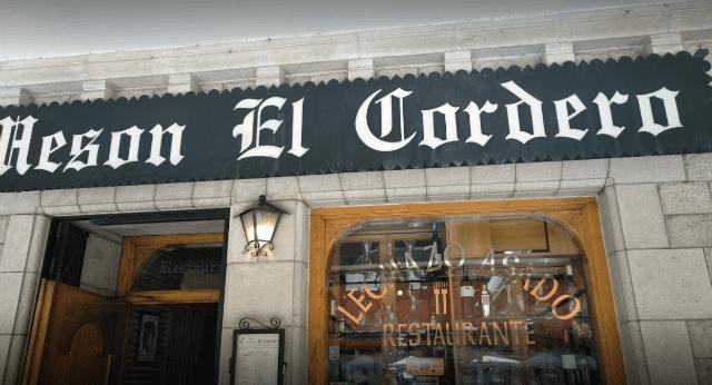 Meson El Cordero